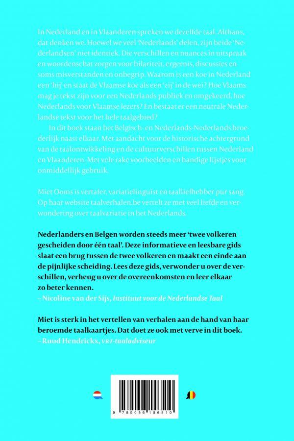 Buurtaal. Praktische gids voor het Nederlands in België en Nederland (gesigneerd exemplaar)